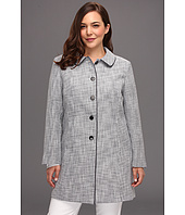 Pendleton - Plus Size Shipshape Departures Tweed Jacket
