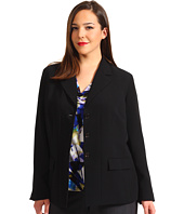 Pendleton - Plus Size Travel Tricotine Destination Jacket