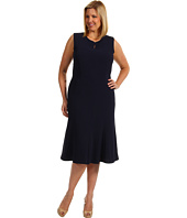 Pendleton - Plus Size Travel Tricotine All-Day Dress