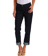 Pendleton - Slim Boyfriend Jean in Dark Indigo Stretch Denim
