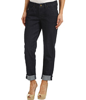 Pendleton - Petite Slim Boyfriend Jean in Dark Indigo Stretch Denim