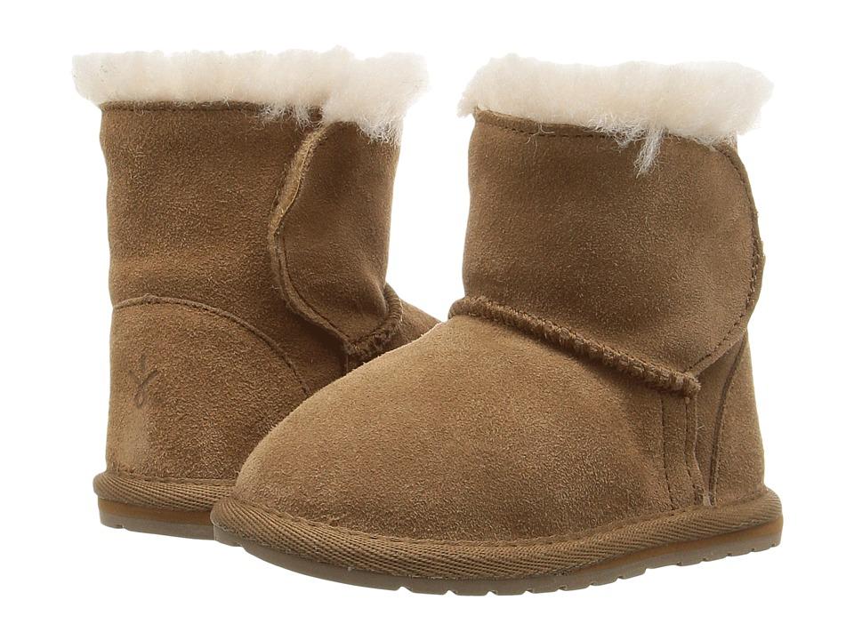EMU Australia Kids Toddle (Infant) (Chestnut) Kids Shoes