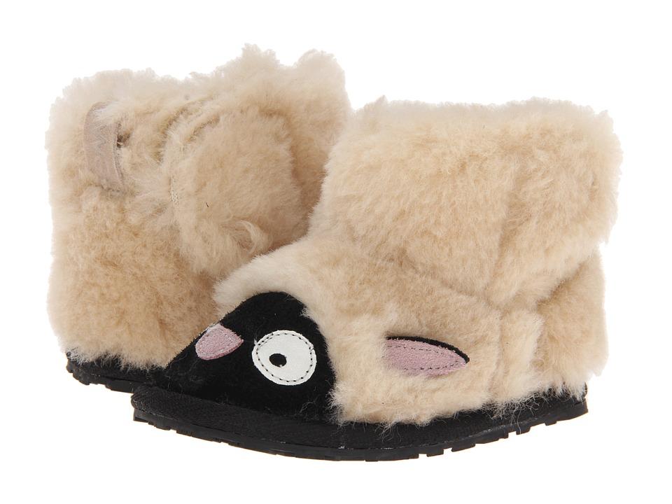 EMU Australia Kids Little Creatures Walker Lamb (Infant) (Natural) Girls Shoes