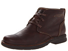 Clarks - Senner Ave (Brown Tumbled Leather) - Clarks Shoes