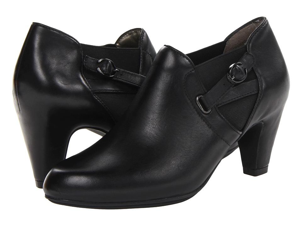 Image of Aetrex Essence Liv (Black) Women's Boots