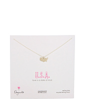 Dogeared Jewels - State Of Mind U.S.A. Necklace 18