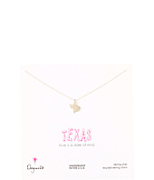 Dogeared Jewels - State Of Mind Texas Necklace 18
