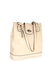 Franco Sarto - U-Turn Croc Leather Tote