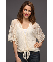 Scully - Honey Creek Sheer Drape Shrug
