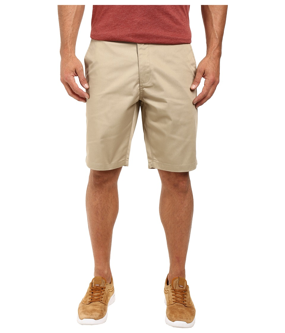 RVCA The Week-End Short (Khaki) Men