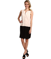 Vince Camuto - Sleeveless Tunic w/Shirttail Hem Dress