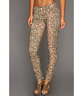 7 For All Mankind - The Skinny in Mosaic Print