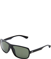 Ray-Ban - 0RB4192 Oversize Square Aviator Polarized 61
