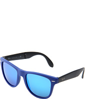 Ray-Ban - 0RB4105 Folding Wayfarer 54
