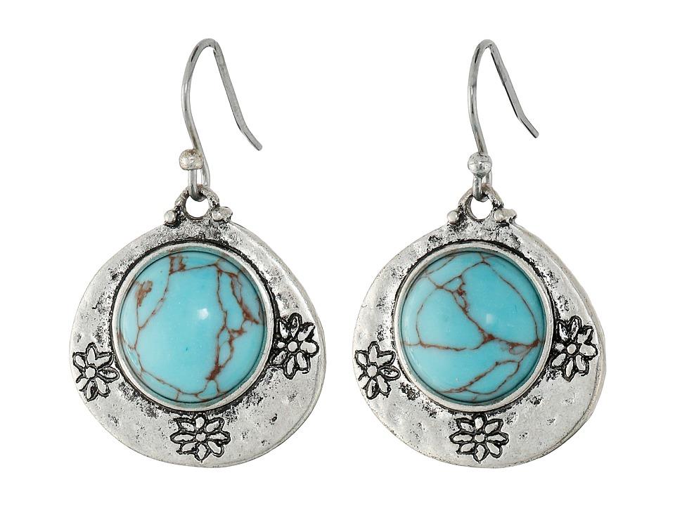 Lucky Brand - Batik Bliss Earrings JLRU8363
