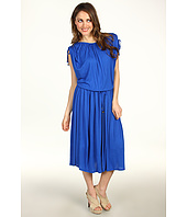 MICHAEL Michael Kors - Tie Shirred Dress
