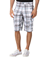 Marc Ecko Cut & Sew - Printed Cotton Poplin Short