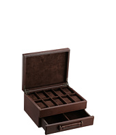 Fossil - Estate 10 Piece Watch Box