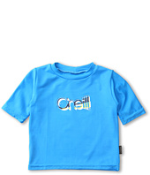 O'Neill Kids - Boys Skins S/S Rash Tee (Infant/Toddler/Little Kids)