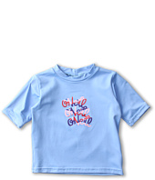 O'Neill Kids - Girls Skins S/S Rash Tee (Infant/Toddler/Little Kids)