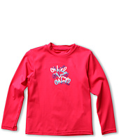 O'Neill Kids - Girls Skins L/S Rash Tee (Infant/Toddler/Little Kids)