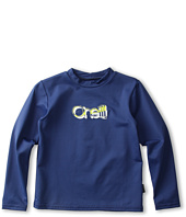 O'Neill Kids - Boys Skins L/S Rash Tee (Infant/Toddler/Little Kids)