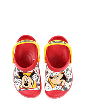 Crocs Kids - Mickey™ Peek-A-Boo Clog (Toddler/Little Kid)