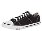 SKECHERS - Bobs Legacy Vulc Classix Low (Black) - Footwear