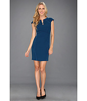 Rebecca Taylor - Crepe Seamed Dress