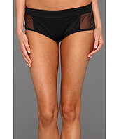 DKNY - Bold Mix Boyshort w/ Side Mesh Detail
