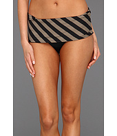 DKNY - Chic Stripes Roll Over Bottom