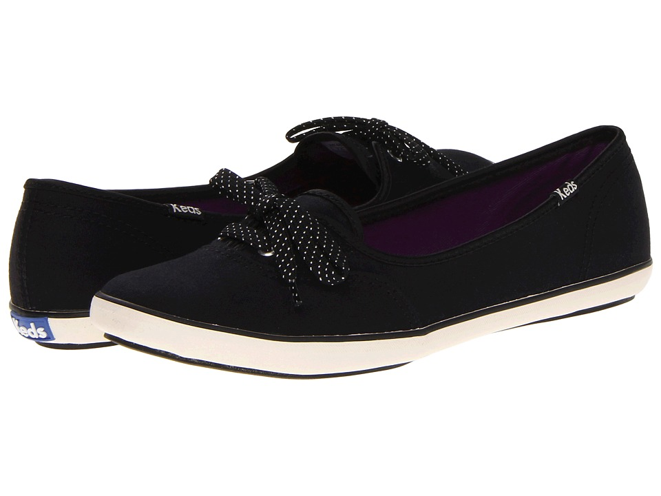 Keds - Teacup CVO Canvas (Black) Women