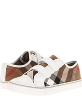 Burberry Kids - Canvas Check Trainers (Toddler/Little Kid)