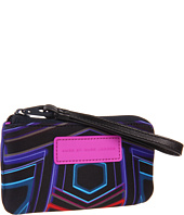 Marc by Marc Jacobs - No. 1 Neoprene Neon Lights Phone Zip Case