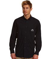 Nautica - L/S Pieced Solid Shirt