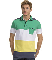 Nautica - NJC Pieced Polo w/ Pocket