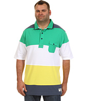 Nautica Big & Tall - Big & Tall NJC Pieced Polo