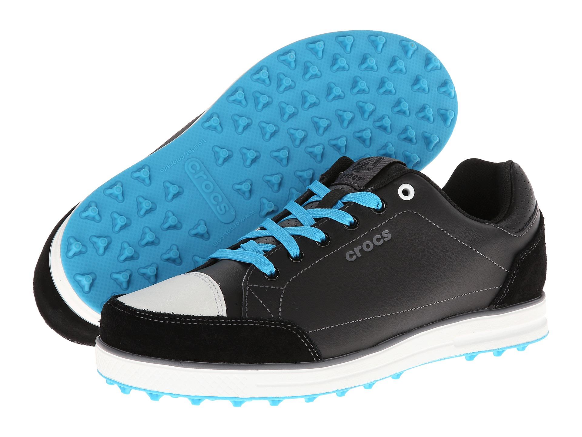 crocs karlson golf shoe m shoes shipped free at zappos