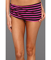 MICHAEL Michael Kors - Jardin Stripe Skirted Hipster Bottom
