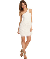 BCBGMAXAZRIA - Ella Pleated One-Shoulder Dress