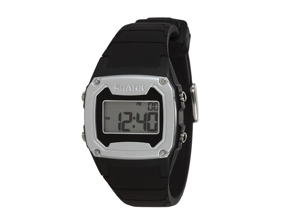 Freestyle Shark Classic Silicone Black/Grey Watches