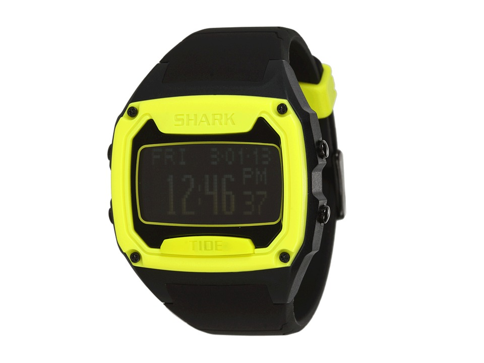 Freestyle Killer Shark Tide Yellow/Black Watches