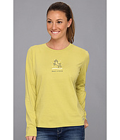 Life is good - Outdoor Long-Sleeve Crusher™ Tee