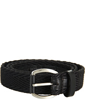 Ben Sherman - Herringbone Leather Belt