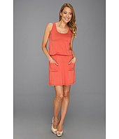 Allen Allen - 2 PKT Scoop Tank Dress