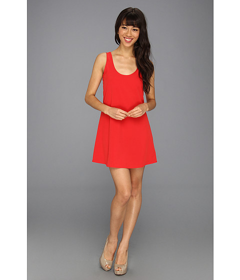 Cheap Lucy Love Willow Dress Starlet Red