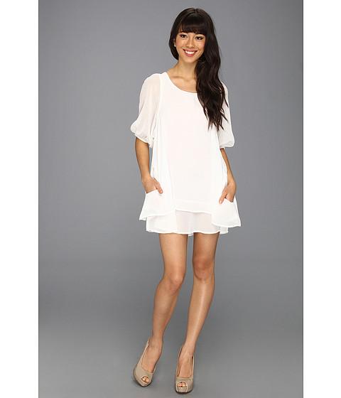 Cheap Lucy Love Gabrielle Dress Antique White