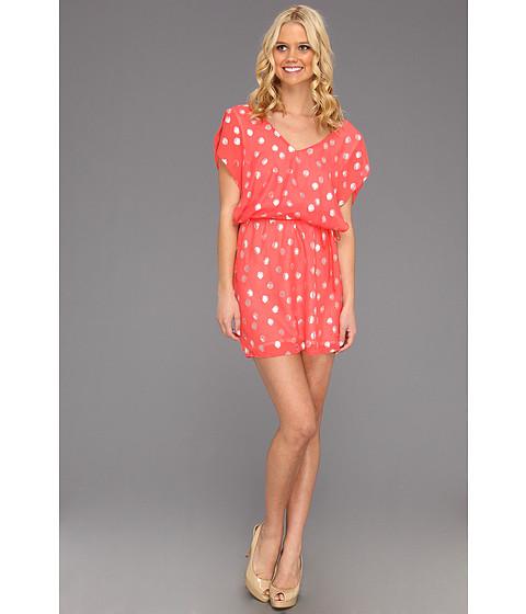 Cheap Lucy Love Villa Dress Persimmon