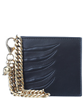 Alexander McQueen - Classic Wallet with Chain
