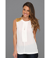BCBGMAXAZRIA - Oakley Sleeveless Top
